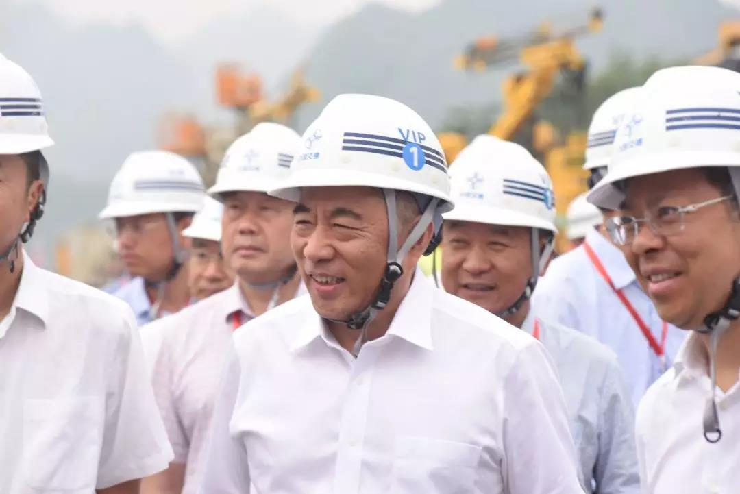 中交集团总经理宋海良